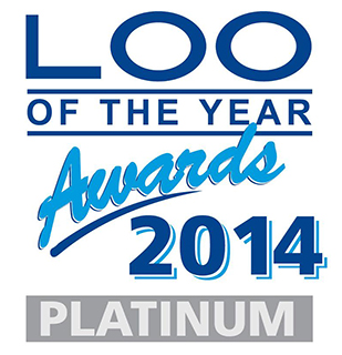 Loo of the Year Awards 2014 Platinum