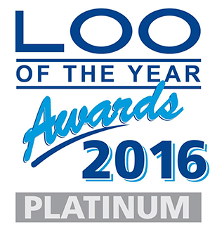 Loo of the Year Awards 2016 Platinum