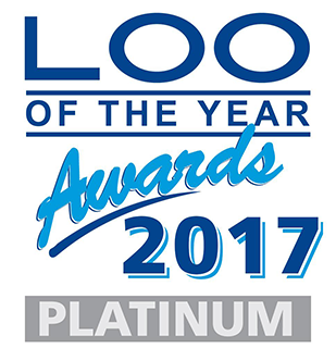 Loo of the Year Awards 2017 Platinum